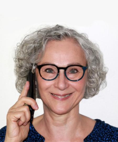 Ursula Vorhemus, MSc